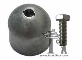 Max Power Bow Thruster Zinc Anode