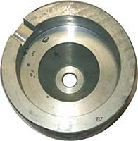 116mm Riva Mercurius Propeller Zinc Anode