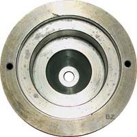 155mm Riva Mercurius Propeller Zinc Anode