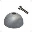 Quick 140mm Tunnel Thruster Aluminum Anode