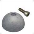 Quick 185mm Tunnel Thruster Zinc Anode