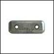 DOKA Sea Strainer Aluminum Anode (656934A)