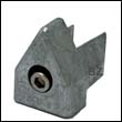 Spurs Line Cutter Zinc Anode - Size C-D-E
