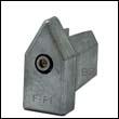 Spurs Line Cutter Aluminum Anode - Size F-F1