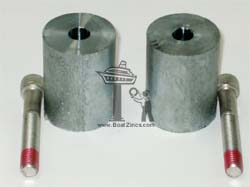 36715 Zinc Anode Kit for TRAC Stabilizers